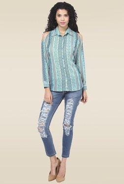 Ridress Multicolor Regular Fit Shirt