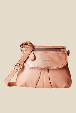 Lavie Dover CSB Peach Small Sling Bag