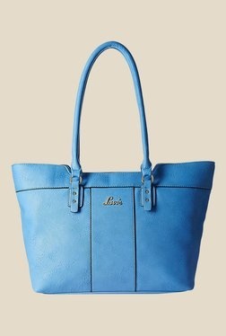 Lavie Tennis Blue Tote Bag