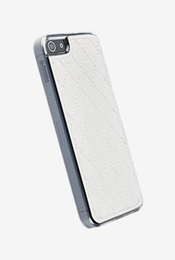Krusell Avenyn Mobile Case For IPhone 5 (White)