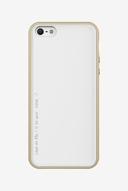 Araree Amy Bumper Case for iPhone 5/5S/5SE (Gold)