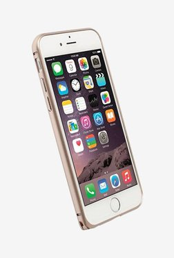 Krusell Sala AluBumper Case for iPhone 6 (Gold)