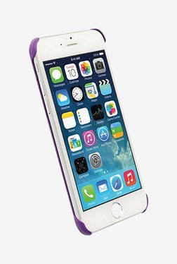 Krusell Malmo Texture Cover Case For IPhone 6 (Purple)
