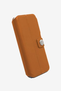 Krusell Drop Off Flip Case for iPhone 6 (Orange)