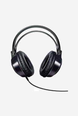 Philips SHP1901 Over the Ear Headphones (Black) TATA CLiQ Rs. 299.00