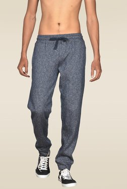 Sweet Dreams Blue Mid Rise Regular Fit Track Pant