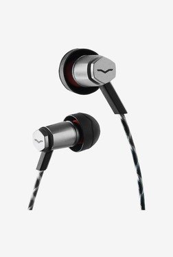 V-Moda Forza Metallo iOS In Ear Headphone (Gunmetal Black)