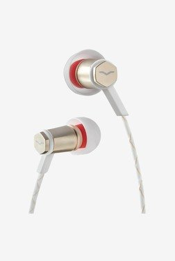 V-Moda Forza Metallo iOS In Ear Headphone (Rose Gold)