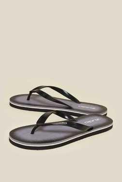 Zudio Grey Thong Flip Flops