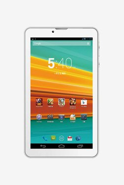 Karbonn ST72 Tablet (4GB, Wifi + Voice Calling) White