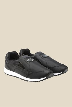 Unistar Black Running Shoes