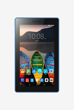 Lenovo Tab3 7  Essential Tablet (16GB, Wi-Fi+3G) Ebony Black