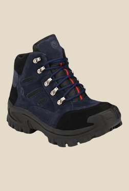 Afrojack Himalaya Powerhouse Navy Outdoor Shoes