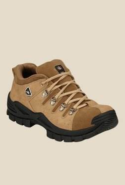 Afrojack Powerhouse Beige Outdoor Shoes