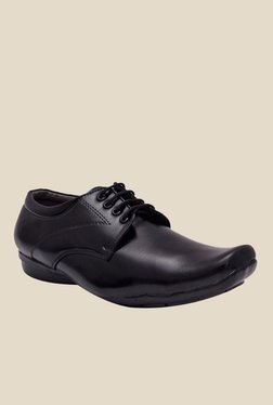Elixir Man Fresh Black Derby Shoes