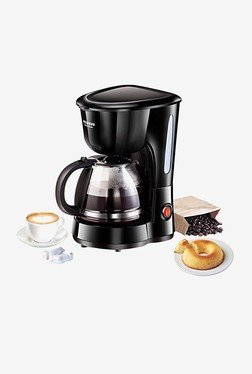 Hyundai HDB6B07 0.6 L Coffee Maker (Black)
