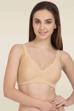 Tweens Skin Cotton Non Padded T-Shirt Bra