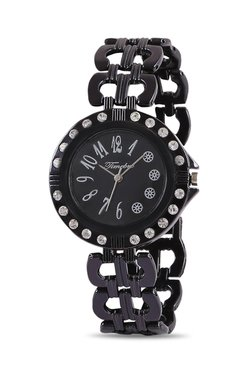 Timebre TLXBLK134 Analog Watch for Women