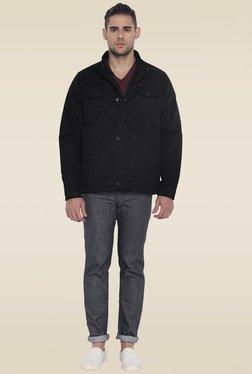 Park Avenue Black Cotton Jacket