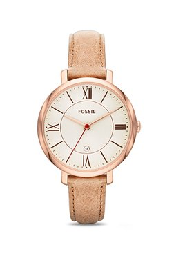 Fossil ES3487I Jacqueline Analog Watch for Women