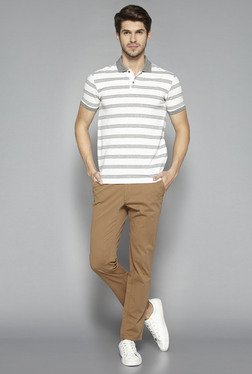 Westsport by Westside Khaki Slim Fit Chinos