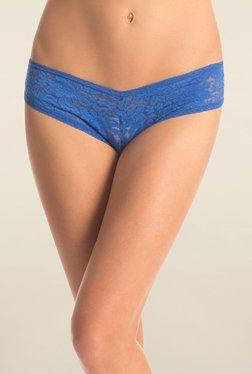 PrettySecrets Blue Lace Hipster Panty