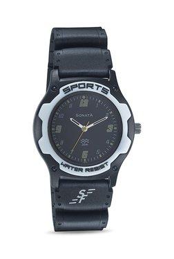 Sonata NF7921PP12CJ Analog Watch for Men image
