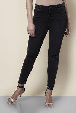 New Look Black Skinny Fit Jeans