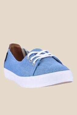 Vans Palisades SF Light Blue Sneakers