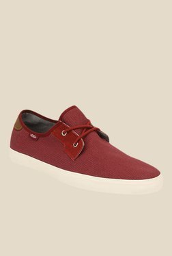 Vans Michoacan SF Red Casual Shoes
