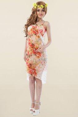 N-Gal Multicolor Floral Print Sarong