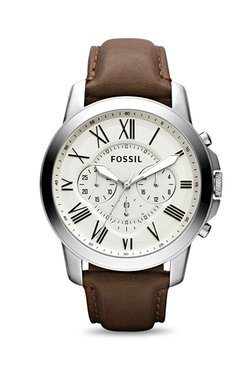 Fossil FS4735 Analog Watch for Men