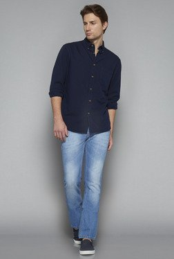 Westsport by Westside Navy Regular Fit Shirt