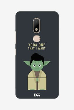 DailyObjects You Are The One I Want Case For Moto M
