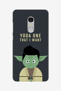 DailyObjects You Are The One I Want Case For Redmi Note 4