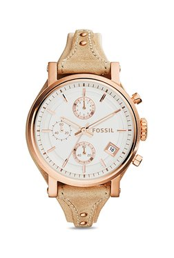 Fossil ES3748I Original Boyfriend Analog Watch For Women