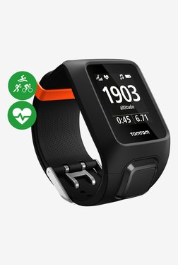 TomTom Adventurer Cardio Music GPS Outdoor Watch (Black) TATA CLiQ Rs. 22099.00