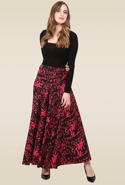 Trend Arrest Black Relaxed Fit Palazzo Pants
