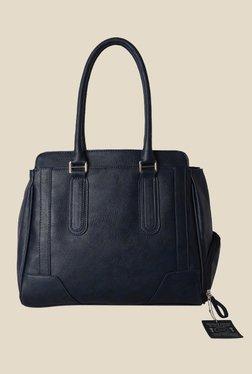Baggit Rapture1 Dora Navy Synthetic Solid Shoulder Bag