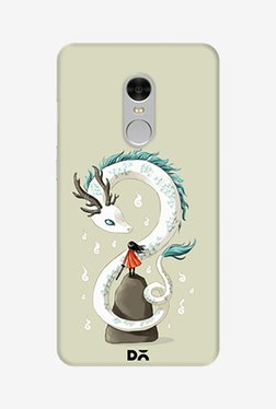 DailyObjects Dragon Spirit Case for Redmi Note 4