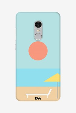 DailyObjects Beach Iconic Case for Redmi Note 4