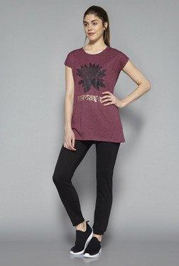Westsport By Westside Wine Yoga T Shirt