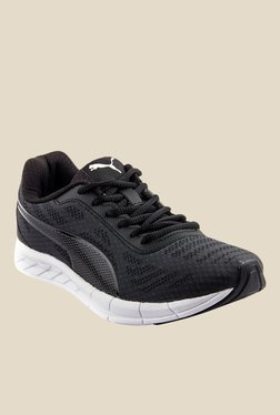 Puma Meteor IDP Black Running Shoes