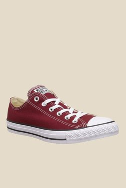 Converse All Star Series Red & White Sneakers