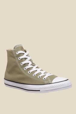 Converse All Star Series Jute & White Sneakers