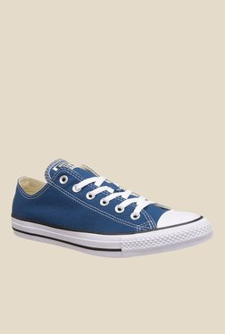 Converse All Star Series Blue & White Sneakers