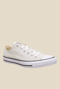 Converse All Star Series Buff & White Sneakers