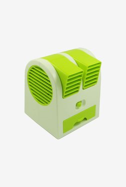 Callmate PUSBCAGN Portable USB Air Cooler (Green)
