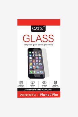 CATZ CZ-AI7PS-TG Tempered Glass for iPhone 7 Plus (Clear)
