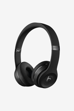 Beats Solo3 Wireless Over the Ear Headphone (Black)